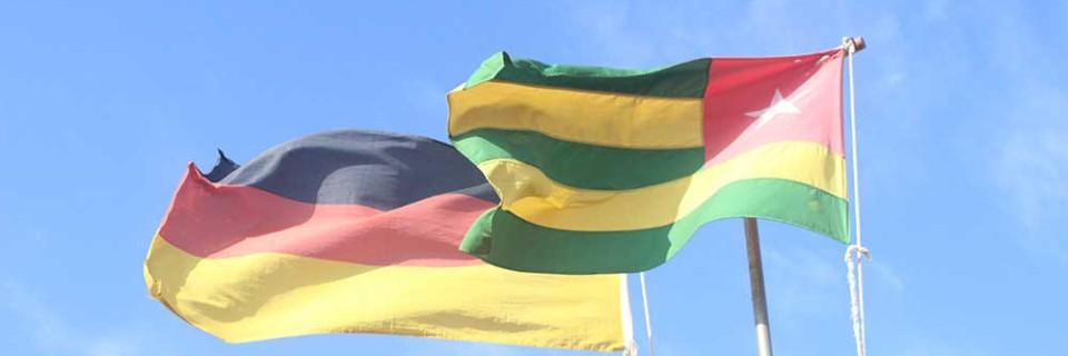 Allemagne  - Togo